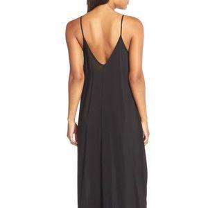 Elan Dresses - Elan V-Back Cover-Up Dress